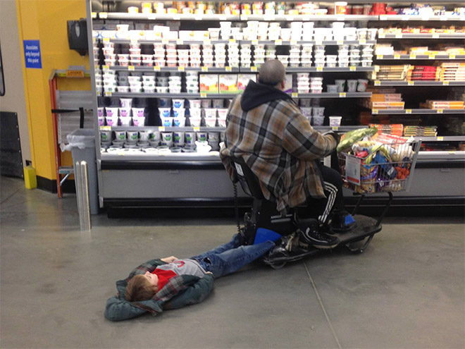 Walmartians: The People of Walmart | The Idiot Side